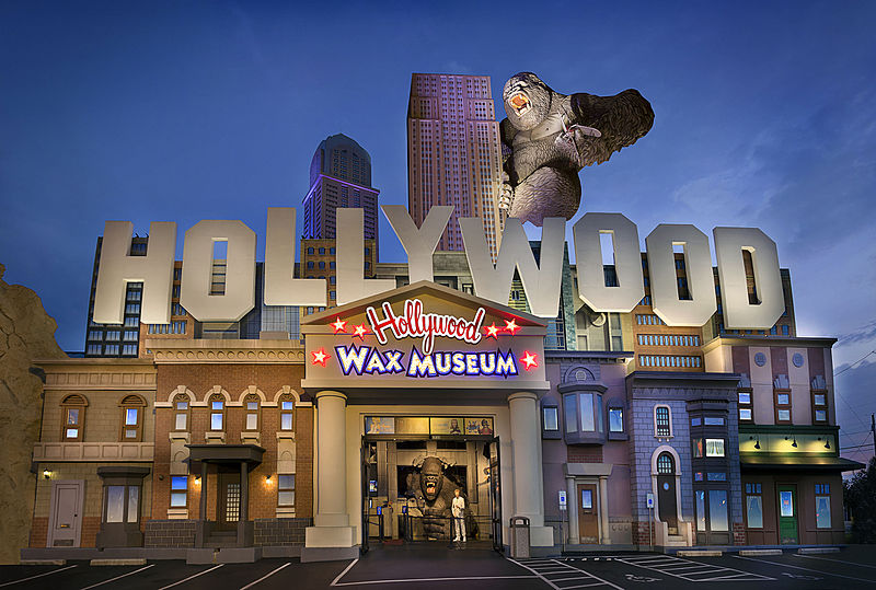 Hollywood Wax Museum, Branson MO