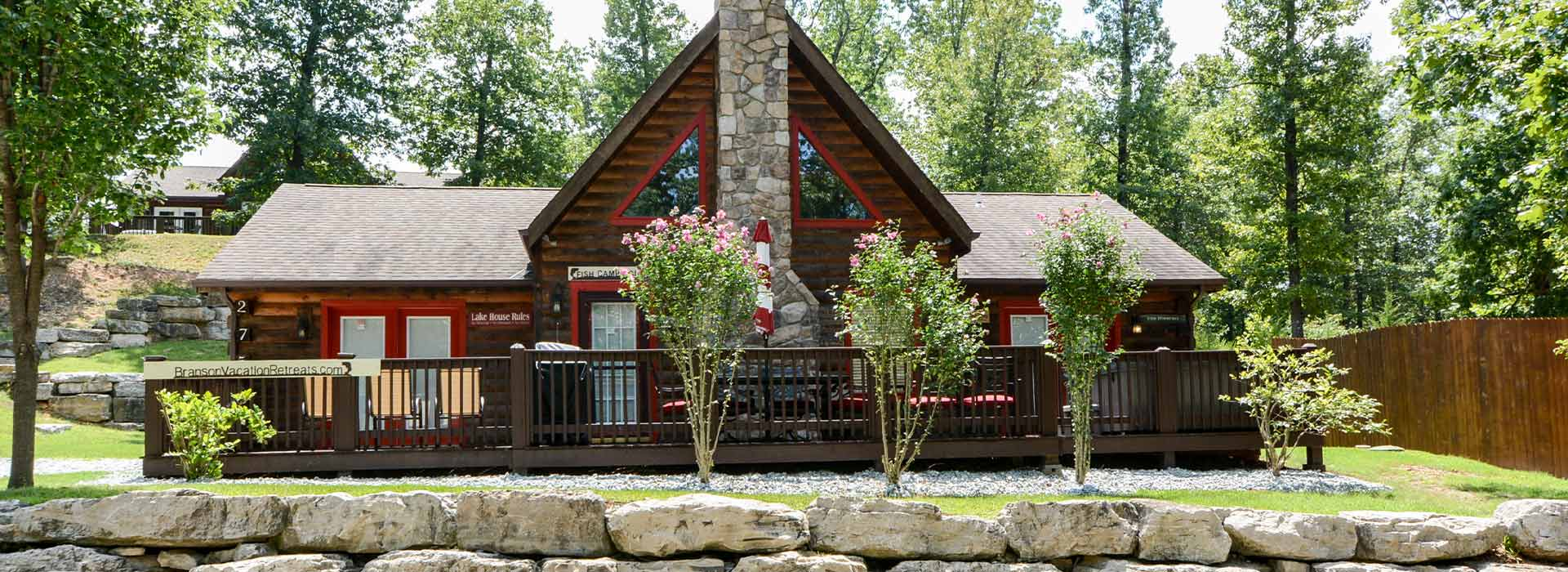 Branson Log Cabin Rentals | Vacation Cabins In Branson Missouri